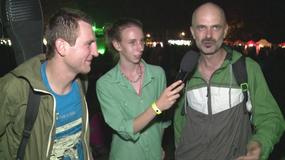 OFF Festival 2012 - wywiad z Babu Królem