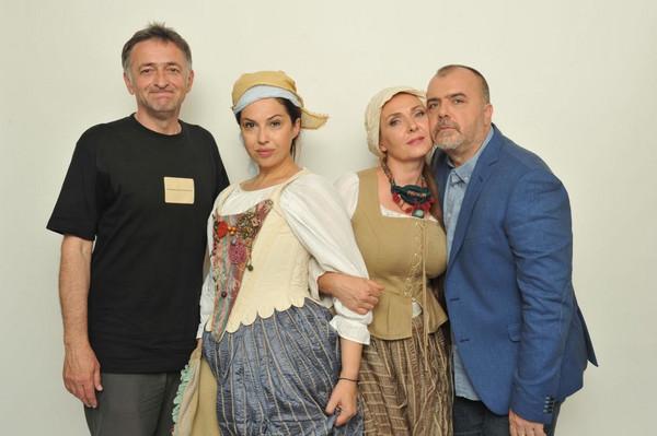 Zoran Cvijanović, Nataša Ninković, Vesna Trivalić, Nikola Kojo