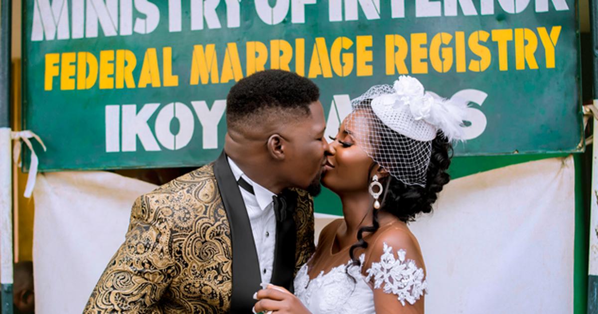 Court Wedding In Nigeria Here Are 5