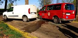 Wypadek na Mazurach. Dzieci z domu dziecka trafiły do szpitala