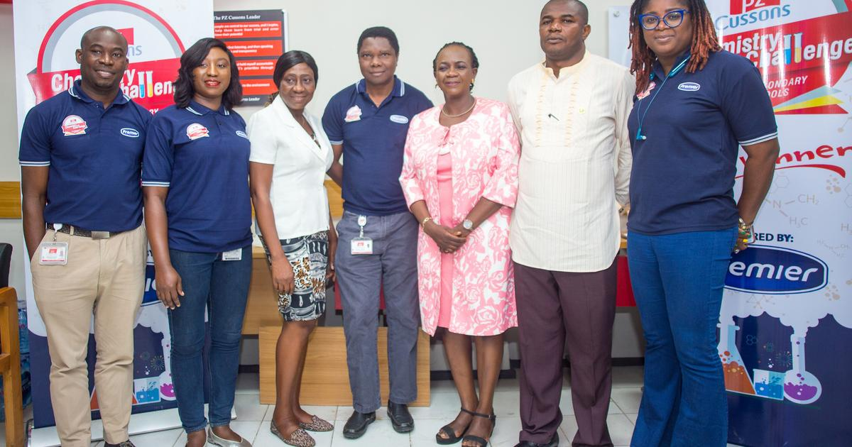 PZ Cussons Chemistry Challenge holds capacity enhancement training for teachers - Pulse Nigeria