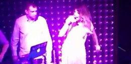 Górniak śpiewa w klubie