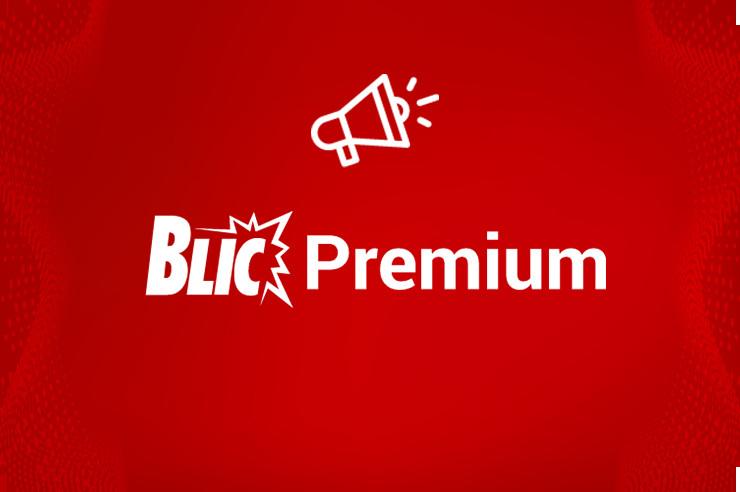 blic premium promo logo