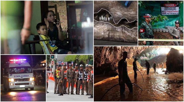 tajland pećina kombo