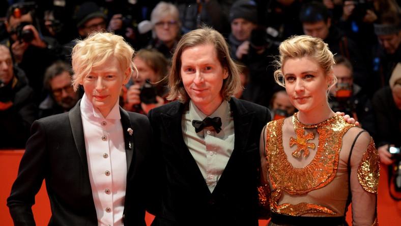 Tilda Swinton, Wes Anderson i Greta Gerwig