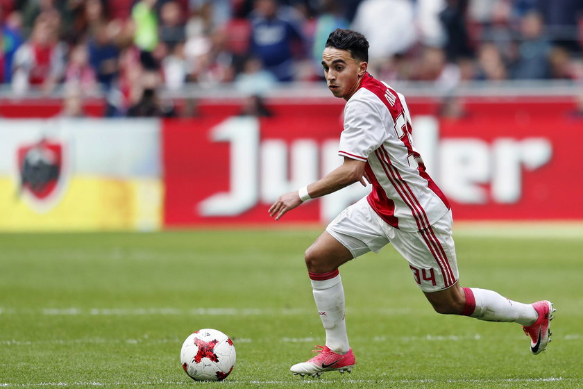 Siedem lat temu Aschraf El Mahdioui (25 l.) grał w młodzieżowych drużynach Ajaksu Amsterdam i uchodził za duży talent.