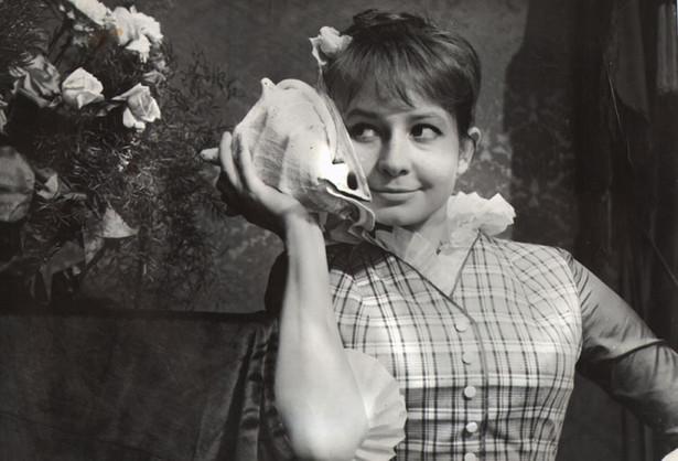 """Elżbieta Czyżewska w filmie """"Rękopis znaleziony w Saragossie"""" (1964)"""