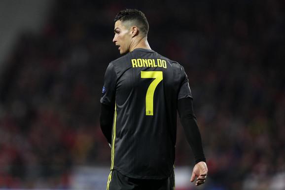 Kristijano Ronaldo se afirmisao u dresu Sportinga