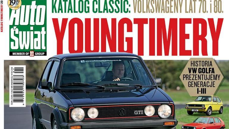Auto Świat - Katalog Youngtimery - Volkswageny lat 70. i 80.