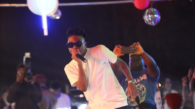 Mayorkun, Niniola, Teni, Peruzzi, others thrill fans as MTV Base takes over Island Block Party