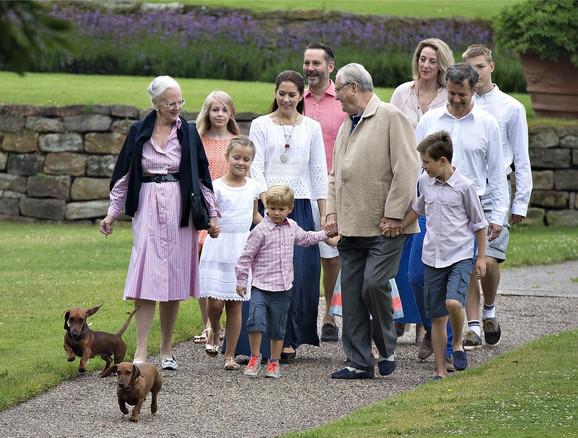 Danska kraljevska porodica