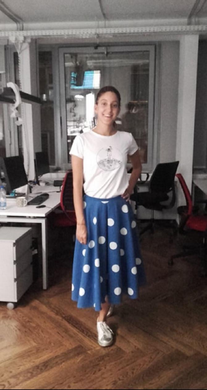 Jelena Medić i suknja iz ormana njene mame