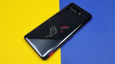 Asus ROG Phone 5 im Test: Perfektes 144-Hz-Gaming mit Schultertasten, Megapower und massig Speicher