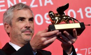 Film 'Roma' Alfonso Cuarona wygrał 75. festiwal filmowy w Wenecji