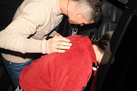 Mesec dana nakon VELIKOG SKANDALA: Ronaldo i njegova verenica BEŽALI od paparaca, ona sve vreme krila lice, samo je ovo bljesnulo