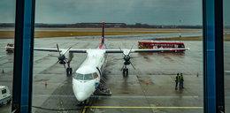 Samolot ze 157 osobami na pokładzie zderzył się z ptakiem. W Polsce