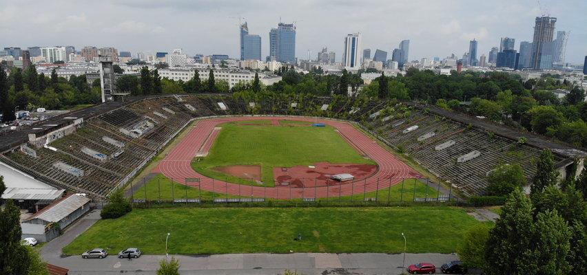 Słynny stadion dostanie nowe życie! Przez lata był wielkim wstydem stolicy