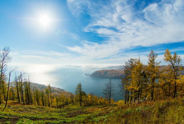 Listwianka nad Bajkałem