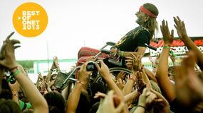 Kaczor nigdy nie opuszcza festiwali Przystanek Woodstock i Jarocin