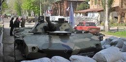 Rosjanie grożą Ukrainie czołgami!
