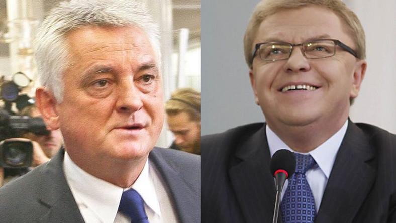 Drzewiecki i Chlebowski tylko świadkami ws. afery hazardowej