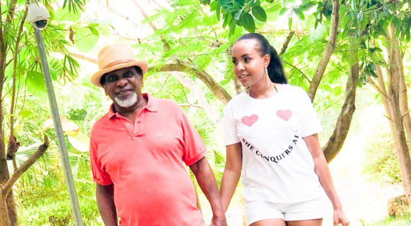 Former Miss Tanzania pours her heart out to tycoon husband on 4th anniversary