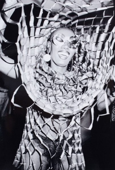 Grace Jones (fot. Rose Hartman)