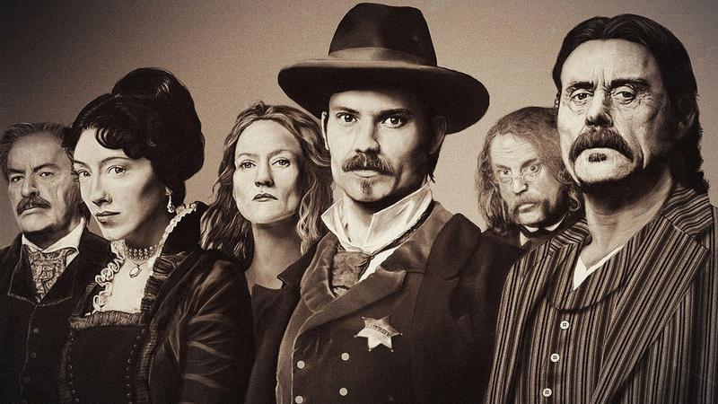 """""""Deadwood"""": materiały promocyjne"""
