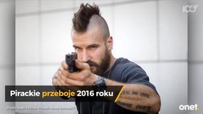 Pirackie przeboje 2016 roku