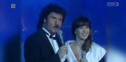 Krzysztof i Ewa Krawczykowie przed laty wystąpili razem na scenie. Wzruszające nagranie poruszyło serca fanów