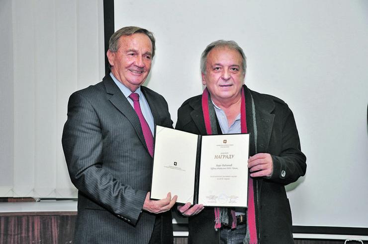 GLAVNA FOTKA Generalni menadzer kompanije Tiffany Boro Radoicic (desno)