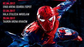 """""""Superheroes in concert"""" przeniesie widzów w wirtualny świat"""