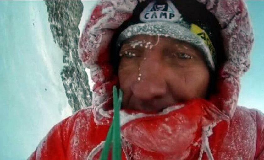 Podczas wyprawy na K2 Urubko próbował zdobyć szczyt z Bieleckim.
