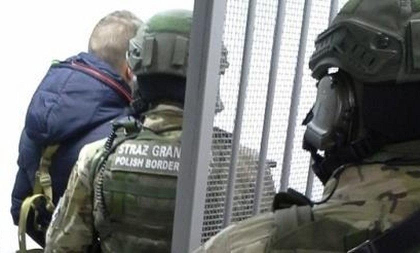 Na przejściu granicznym w Korczowej funkcjonariusze Straży Granicznej zatrzymali obywatela Ukrainy poszukiwanego Europejskim Nakazem Aresztowania za zabójstwo