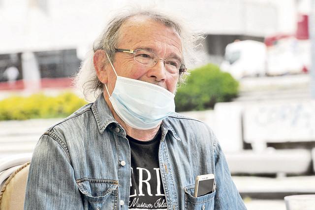 Epidemiolog Zoran Vučinić