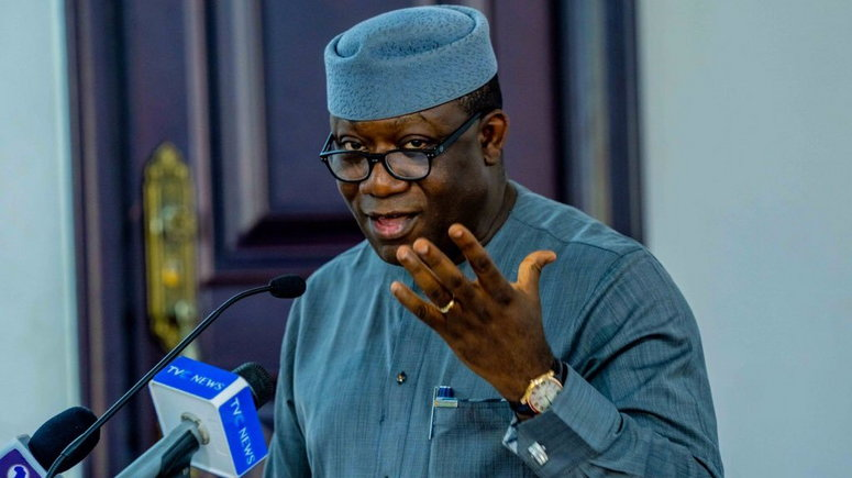 Ekiti's Governor Fayemi tests for coronavirus [ARTICLE] - Pulse ...