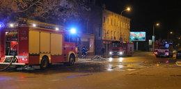 Wybuch w barze na Rzgowskiej