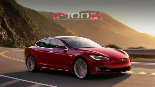 Tesla Model S jeszcze szybsza. 0-96 km/h w 2,4 s!