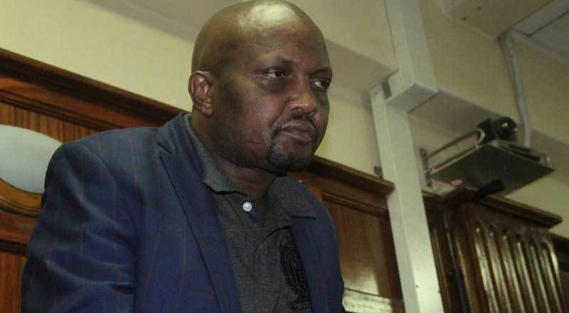 Blow to Moses Kuria after Monday's court ruling