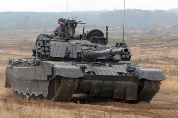 Czołg PT-91 M (Malaj) z Bumaru