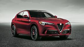 Alfa Romeo Stelvio od 169,7 tys. zł (polskie ceny)