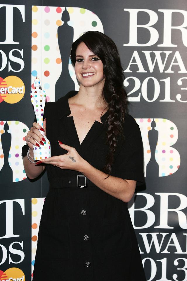 Lana Del Rey w 2013 roku