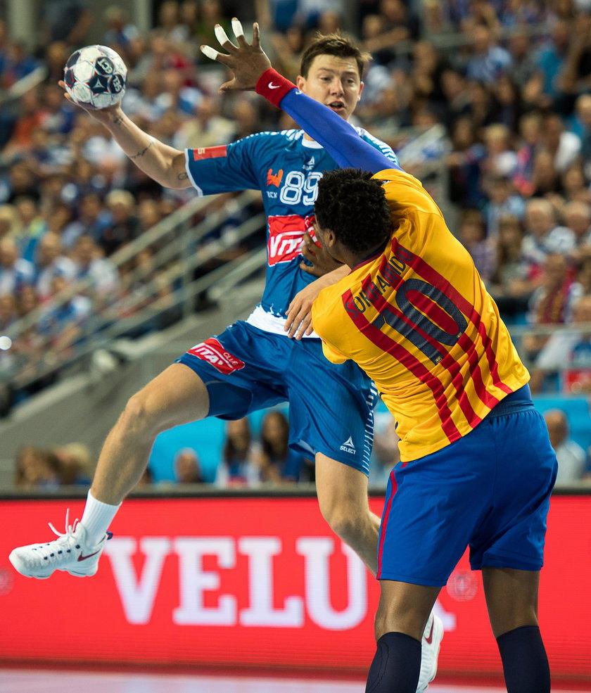 Orlen Wisła Płock 23:28 Barcelona. Liga Mistrzów