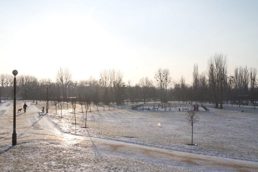 Park Kasprowicza w Poznaniu