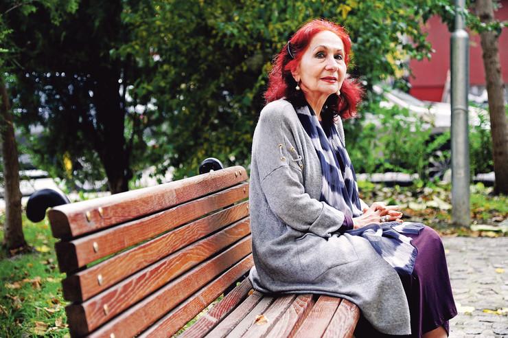 Danas je hrabrost i biti intelektualac, a da ne pričamo o njegovoj pobuni: Vida Ognjenović