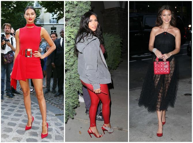 Crvene cipele sa sobom nose poruku o moći i seksepilu