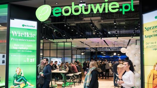 bfdc4a4f85c02 Eobuwie.pl rozważa wejście na giełdę - IPO spółki zależnej CCC