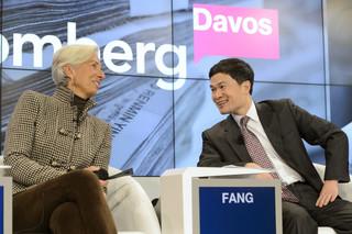 Światowe Forum Ekonomiczne: Lagarde nadal na czele MFW?