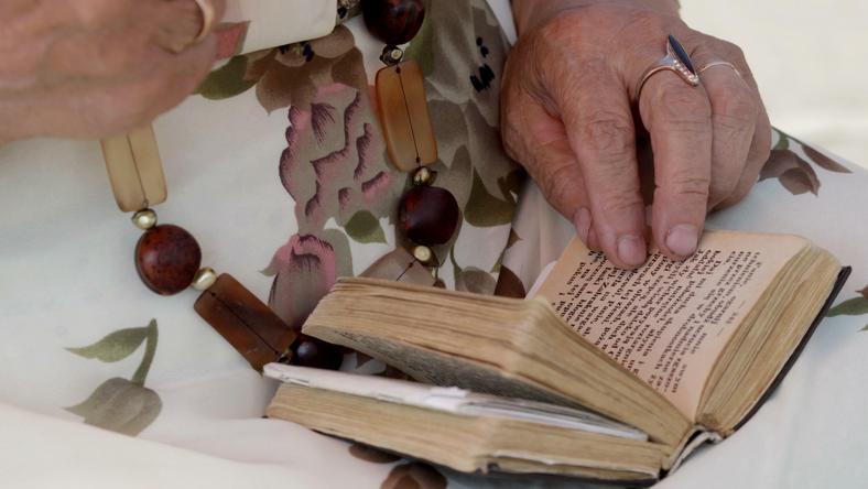 Biblia, fot. Reuters
