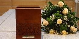 Dlaczego Krajewskiego nie było na pogrzebie kolegi?
